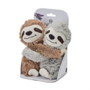 Warmies Cozy Plush Warm Hugs Sloths